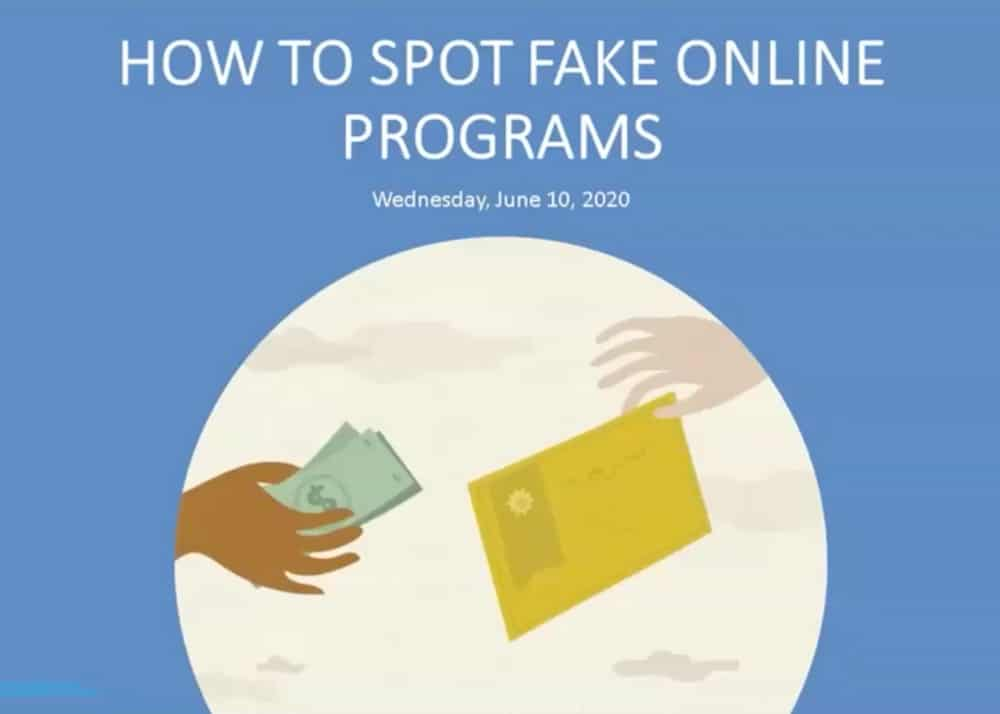 how-to-spot-fake-online-programs